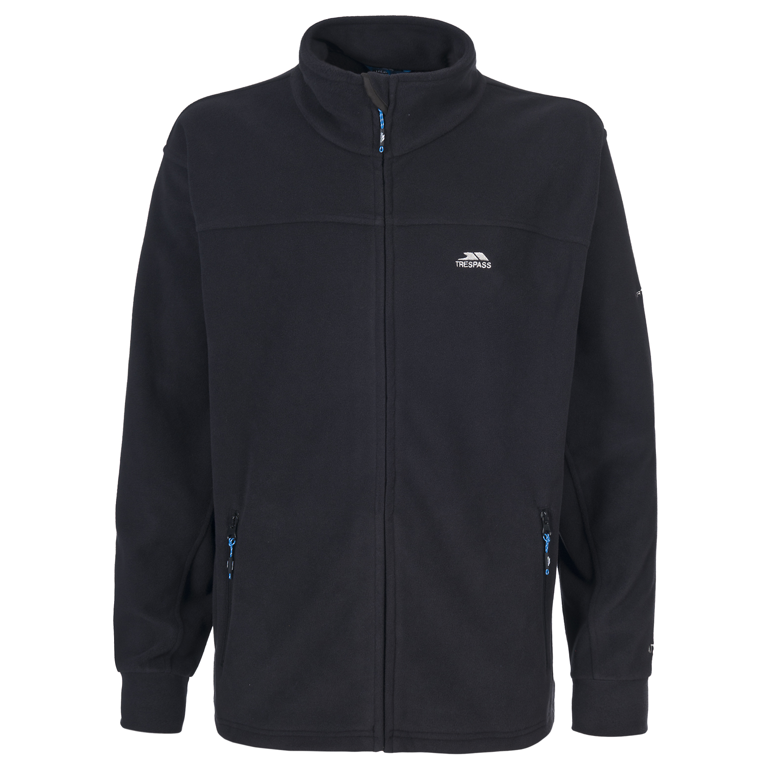 Trespass-Bernal-Mens-Heavyweight-Jumper-Full-Zip-Warm-Casual-Fleece thumbnail 14