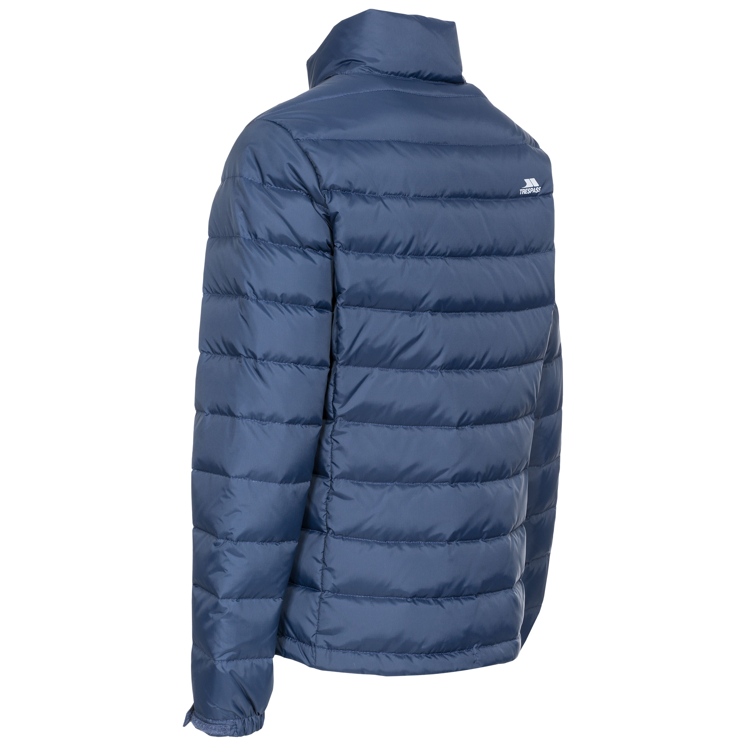 Trespass-Letty-Womens-Down-Jacket-Padded-and-Warm-in-Black-Navy-amp-Purple thumbnail 17