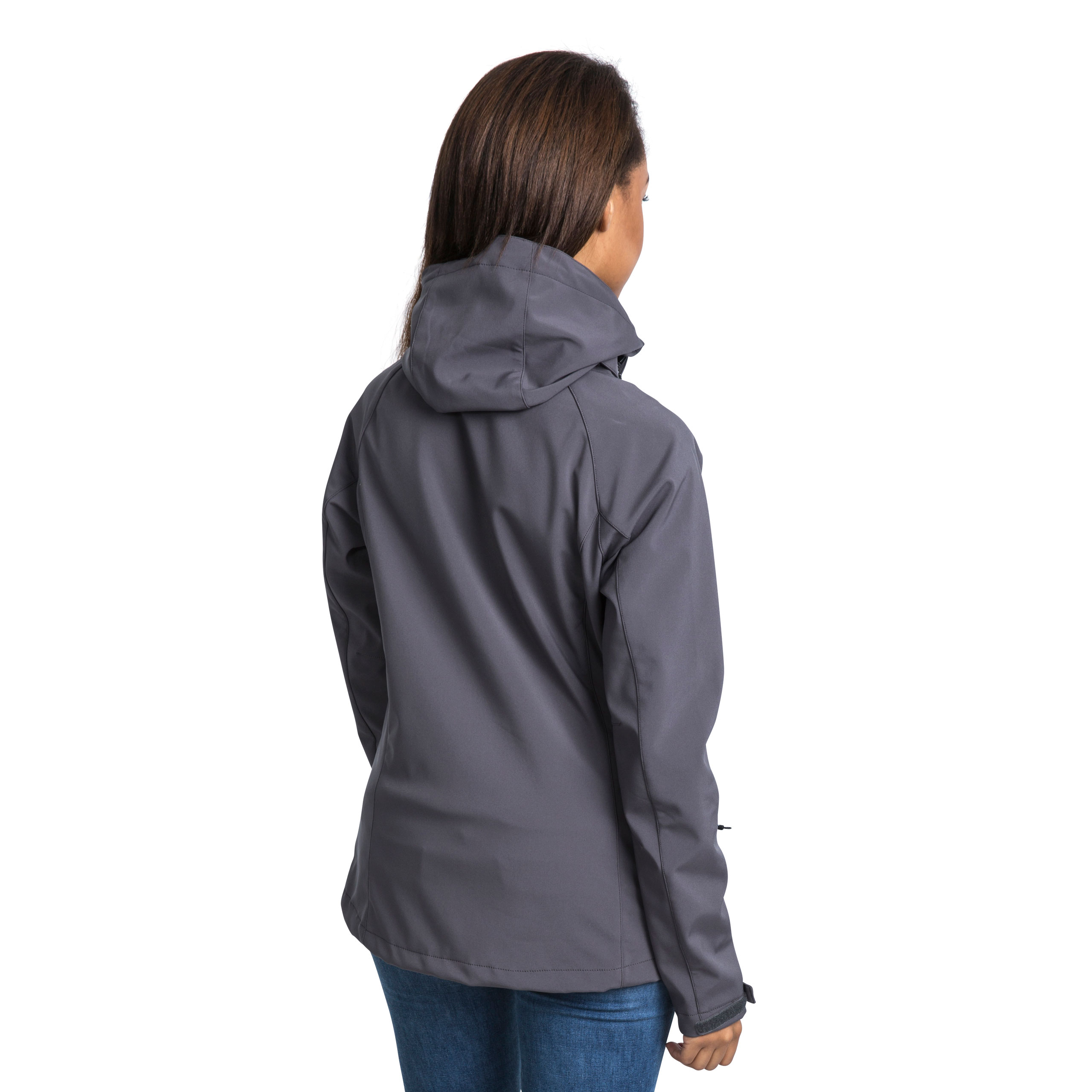 Trespass-Lorina-Women-Softshell-Jacket-Waterproof-Windproof-and-Breathable thumbnail 15