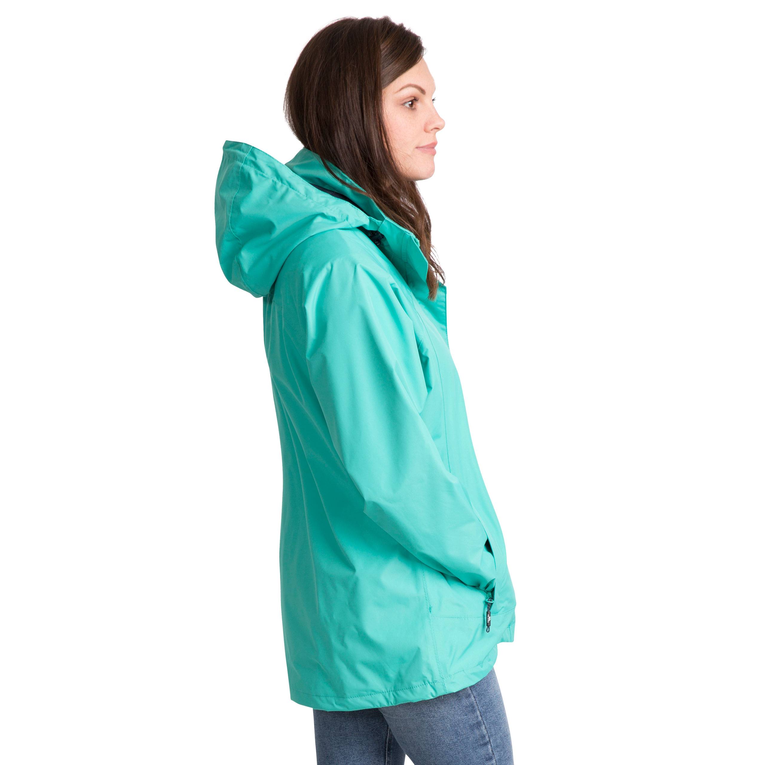 Trespass-Womens-Waterproof-Hooded-Jacket-Outdoor-Cycling-Raincoat thumbnail 21