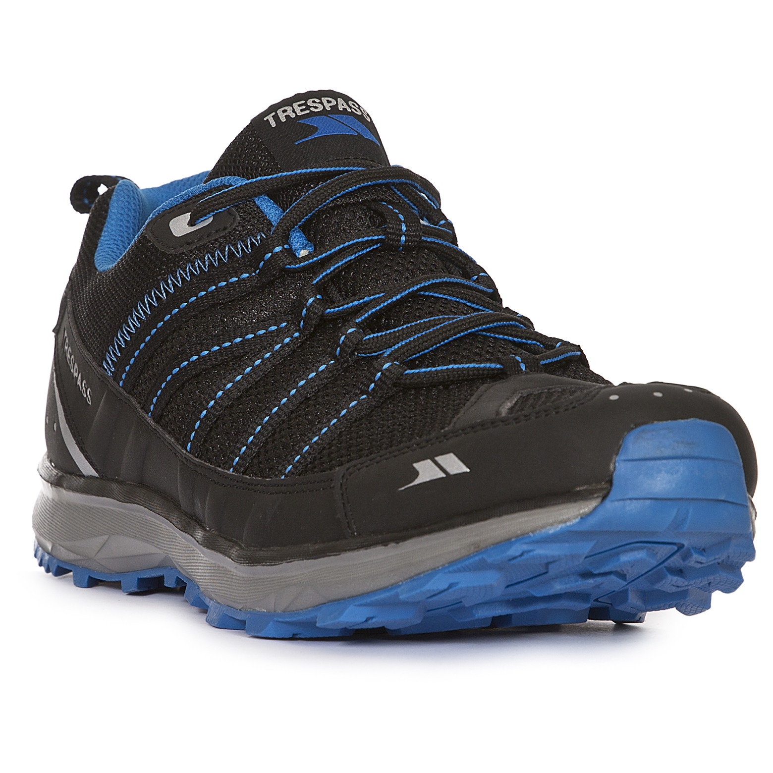 Trespass-Pace-Mens-Active-Trainers-Sports-Lace-Up-Shoes thumbnail 4