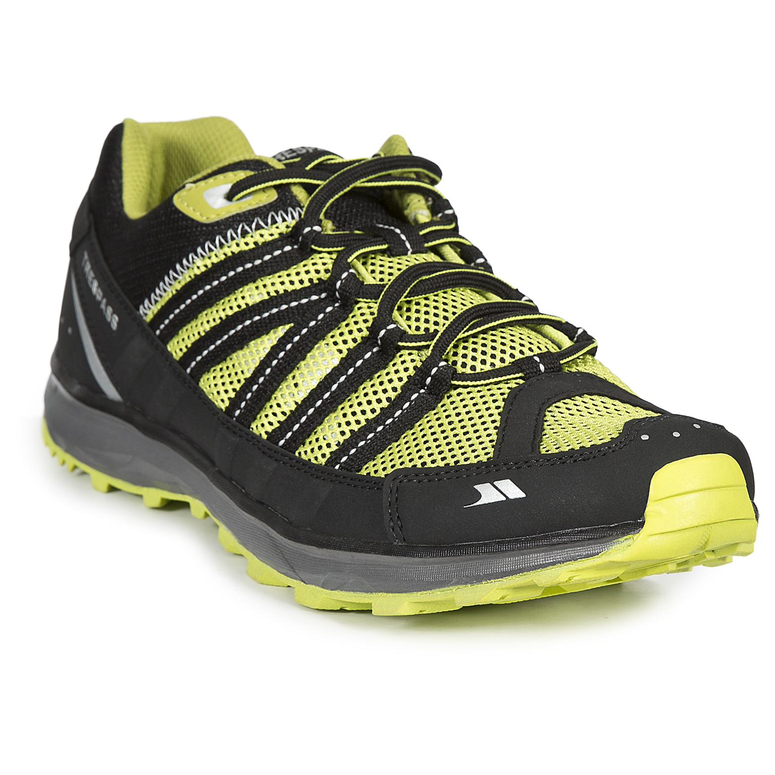 Trespass-Pace-Mens-Active-Trainers-Sports-Lace-Up-Shoes thumbnail 3