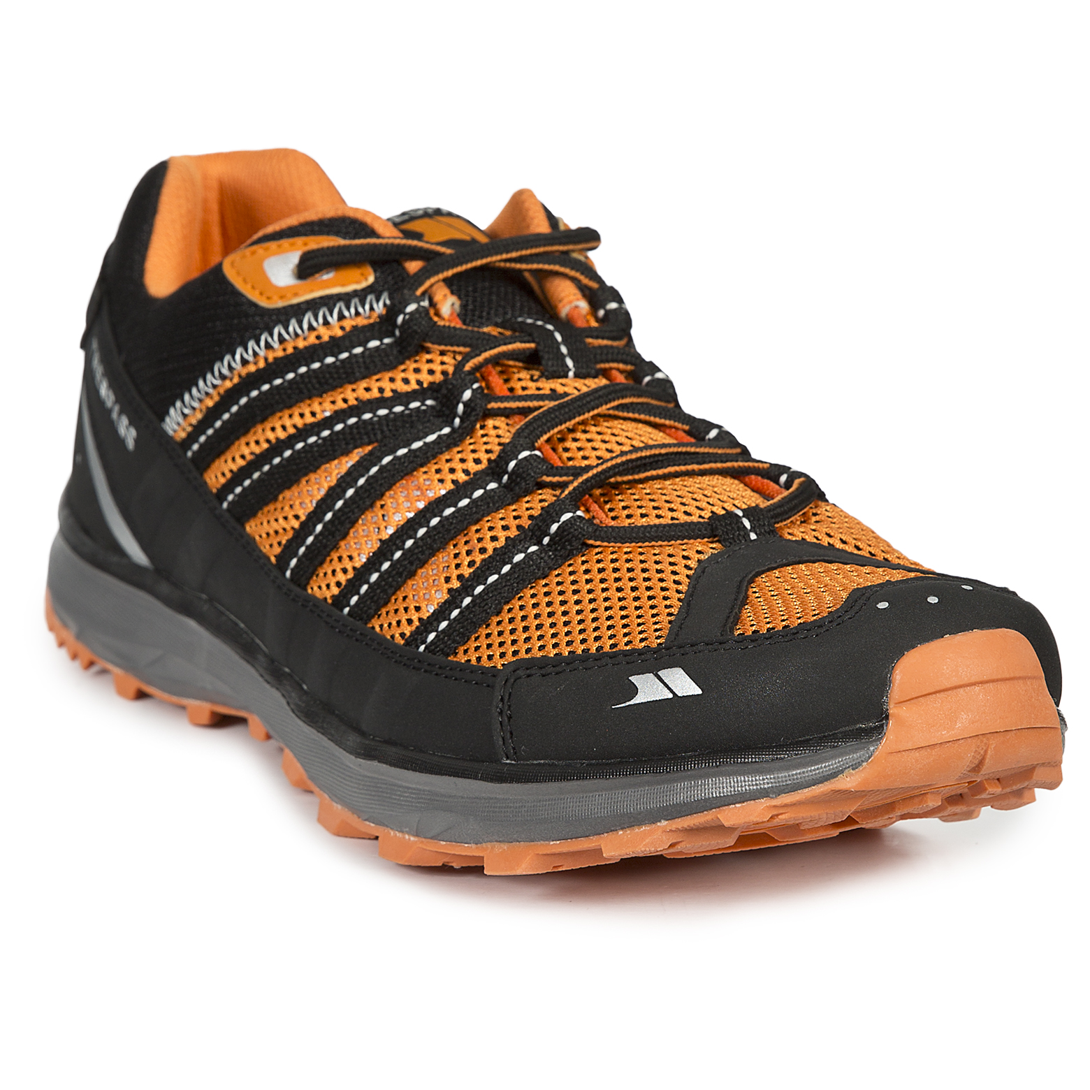 Trespass-Pace-Mens-Active-Trainers-Sports-Lace-Up-Shoes thumbnail 2
