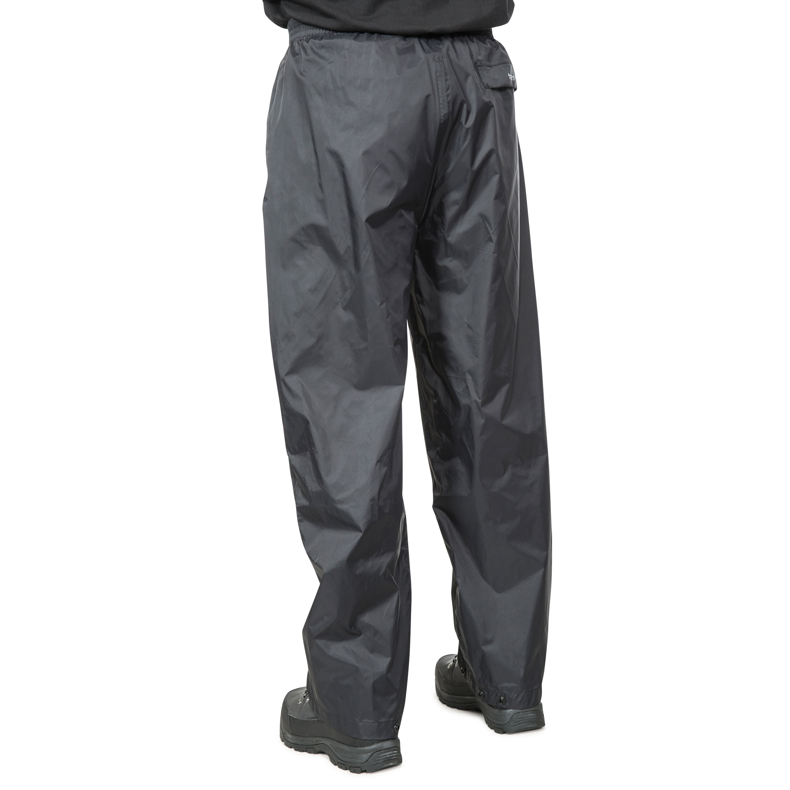 Trespass-Mens-Womens-Waterproof-Trousers-Packaway-Breathable-Qikpac thumbnail 9