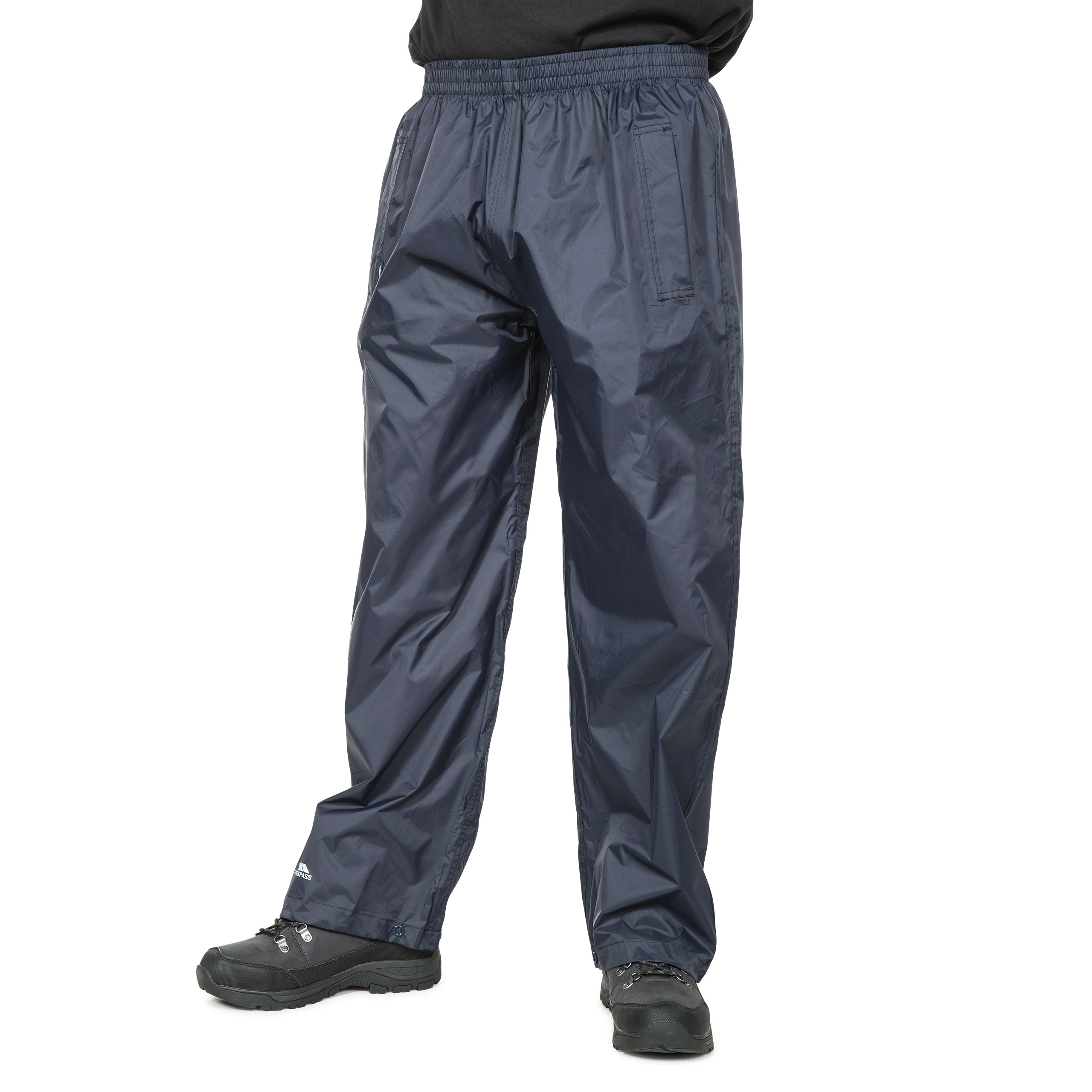 Trespass-Mens-Womens-Waterproof-Trousers-Packaway-Breathable-Qikpac thumbnail 11