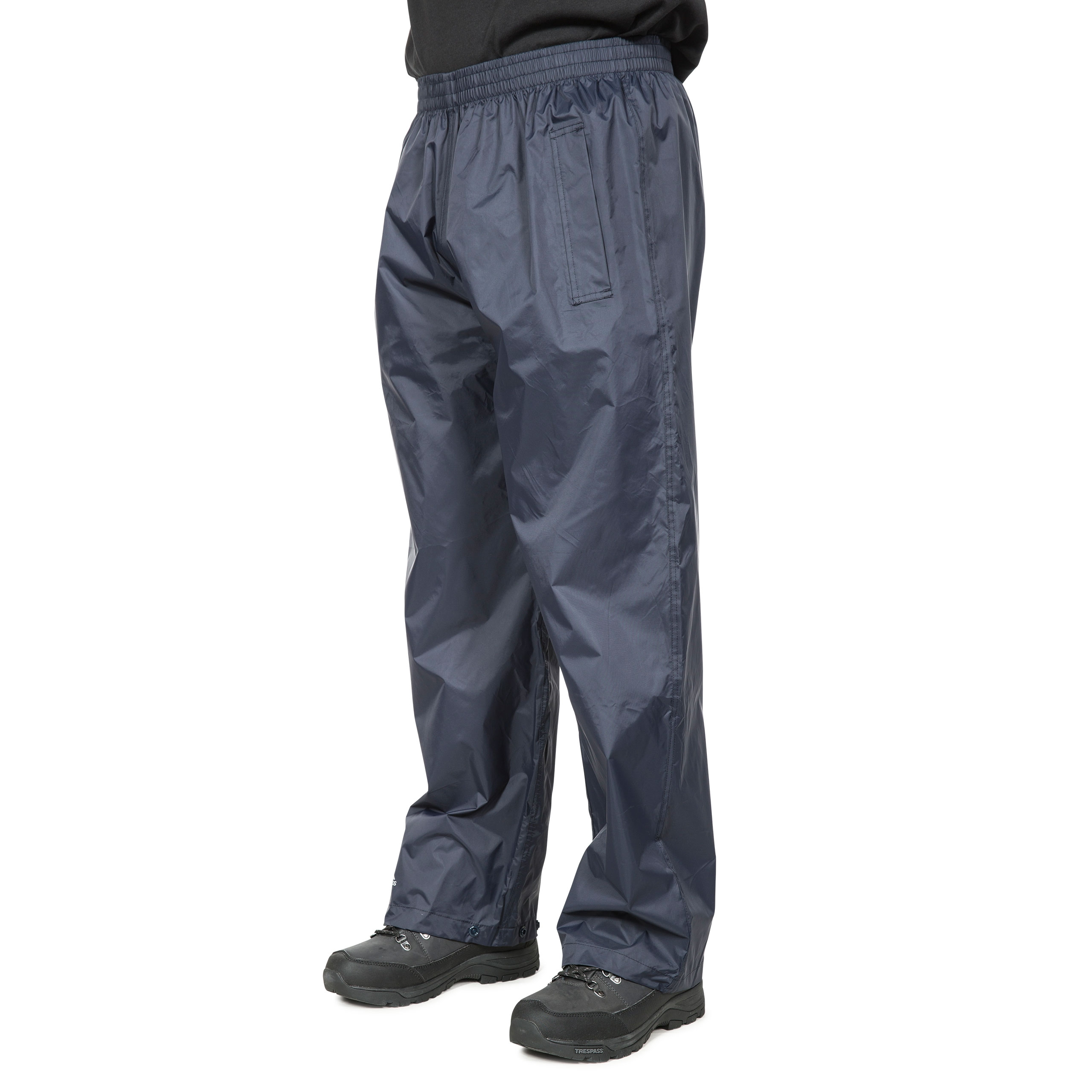 Trespass-Mens-Womens-Waterproof-Trousers-Packaway-Breathable-Qikpac thumbnail 12