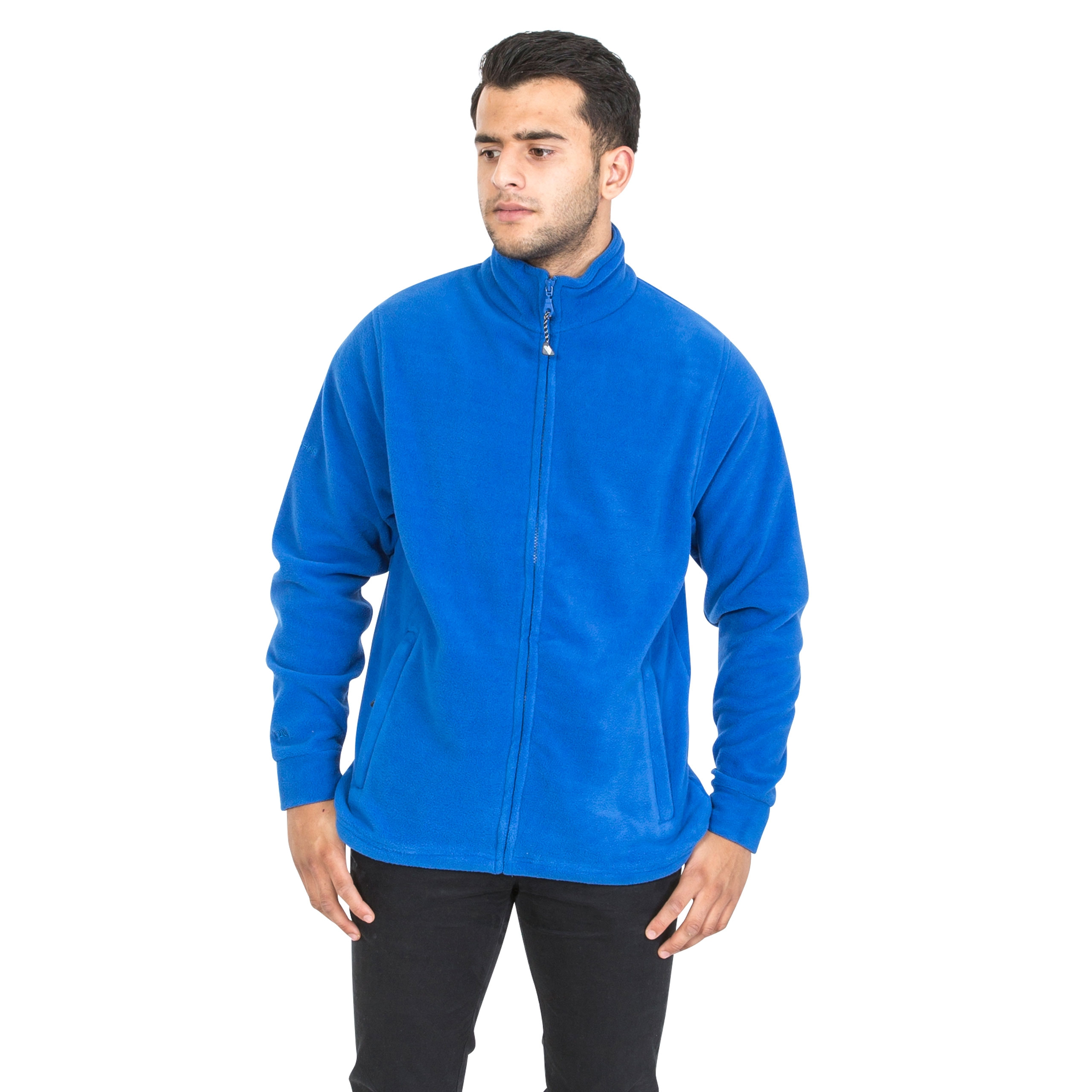 Trespass-Strength-Mens-Warm-Full-Zip-Fleece-Pullover-Walking-Hiking-Jumper thumbnail 19