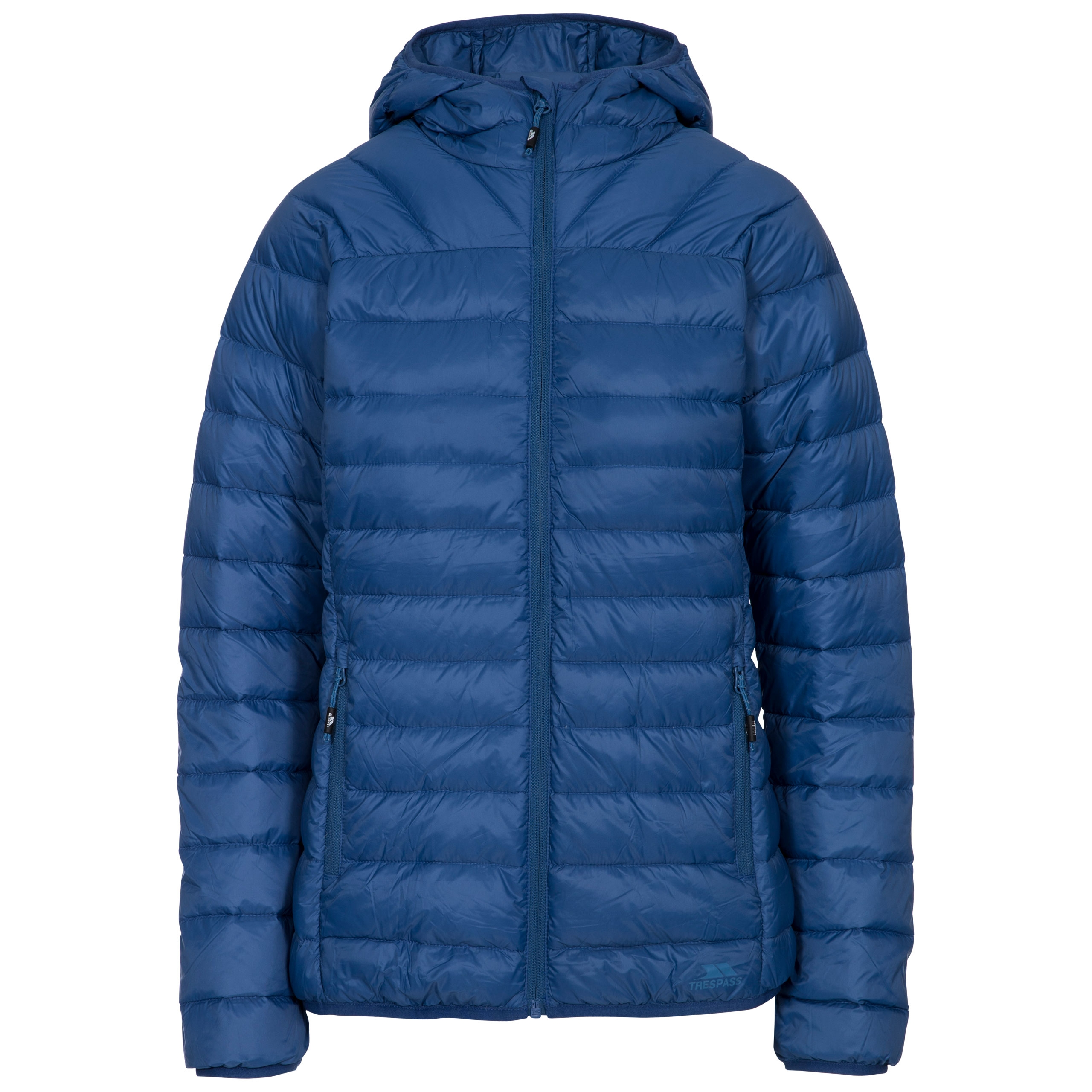 Trespass-Trisha-Womens-Lightweight-Down-Jacket-Puffer-Coat-with-Hood thumbnail 24
